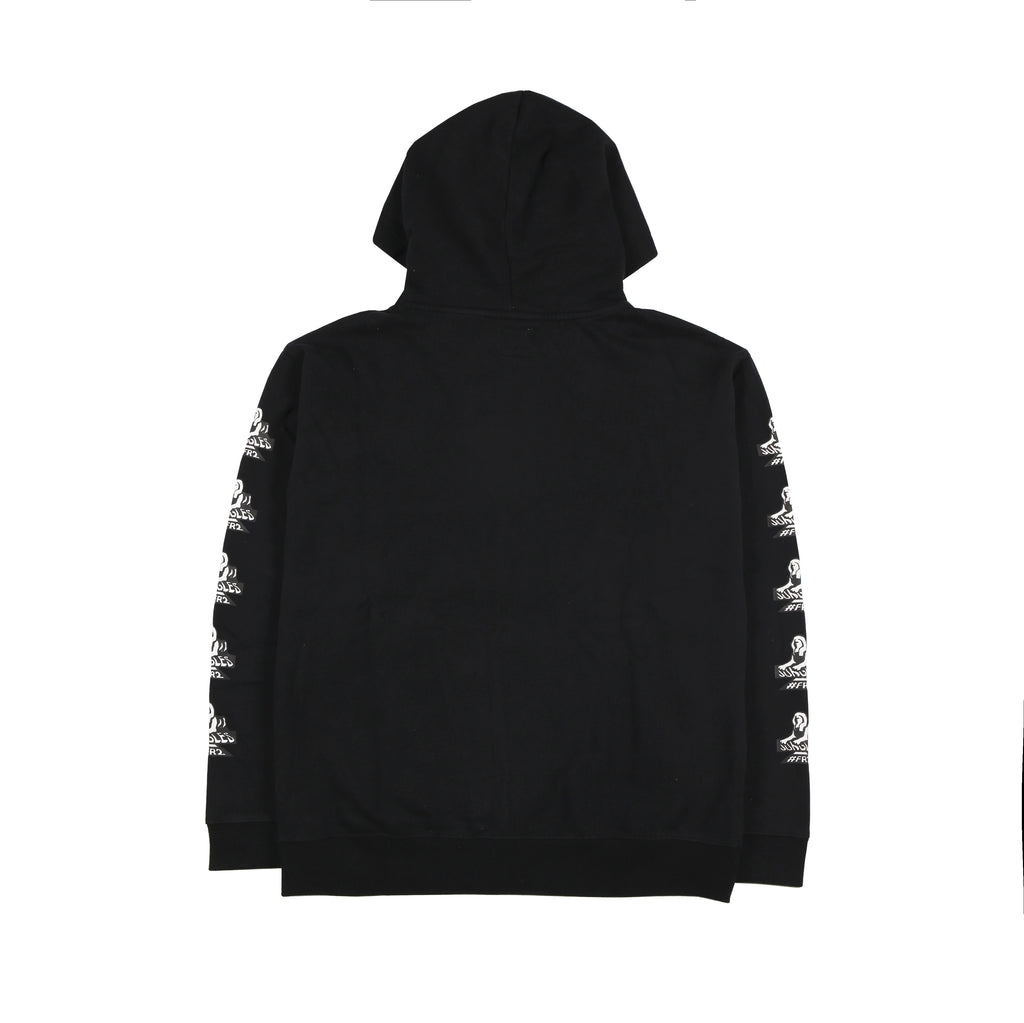 Jungles/Fxxking Rabbits - Smoking Kills hoodie black