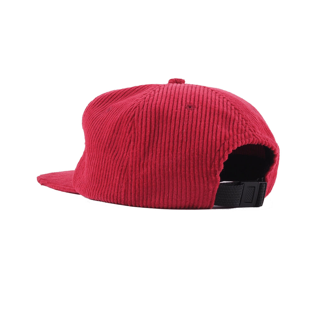 Sphinx Logo cord cap red