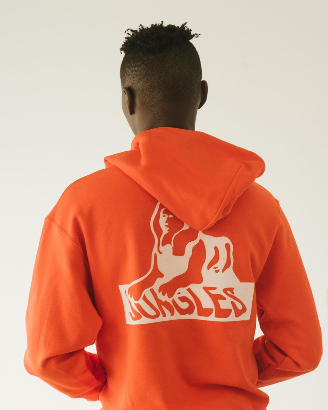 Carrots x Jungles Hoodie Yellow