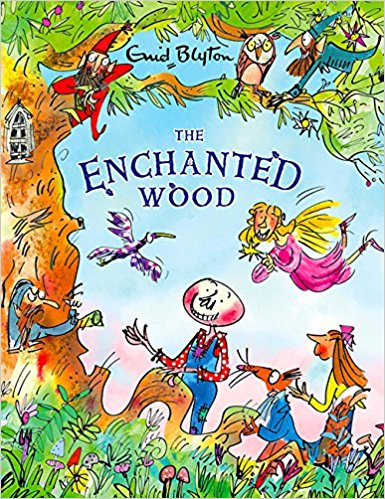 The Enchanted Wood Gift Edition (The Magic Faraway Tree Series) by Enid Blyton