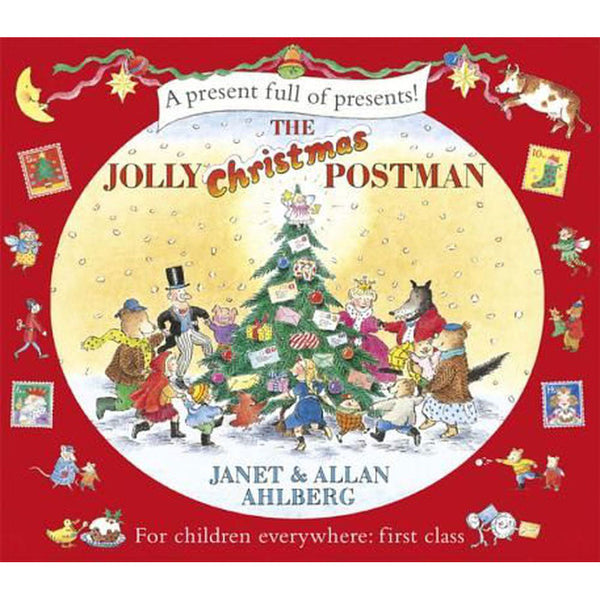 The Jolly Christmas Postman by Janet and Allan Ahlberg