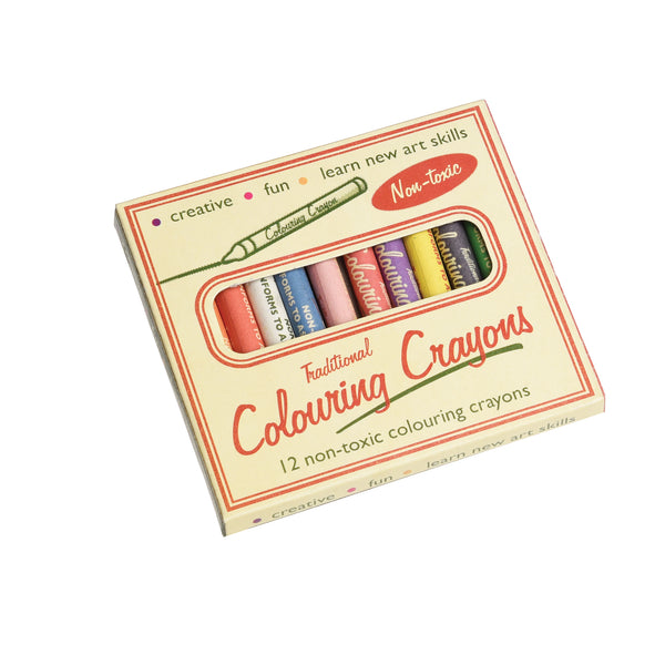 Colouring Crayons