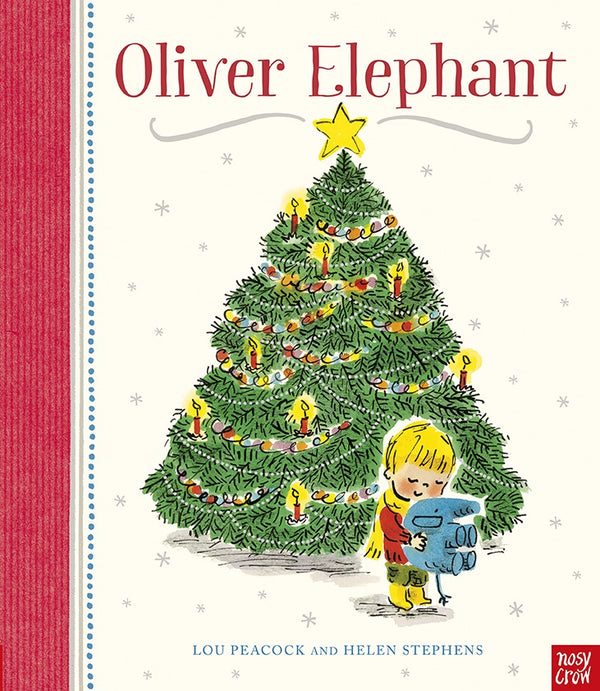 Oliver Elephant by Lou Peacock
