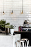 Ideas para decorar tu cocina en blanco y negro