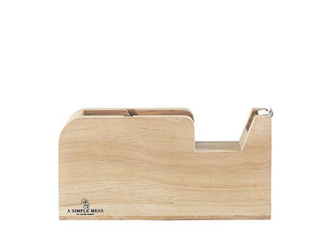 dispensador de madera Shopnordico