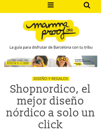 Shopnordico en Mammaproof
