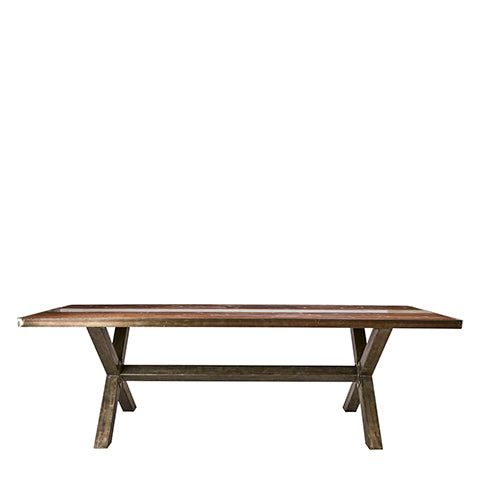 Mesa de madera William
