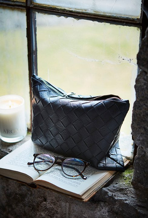 Bolso de mano gris Holly