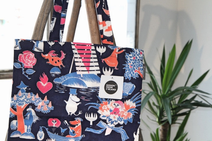 "Shopping Bag ""Magic Moomin"""
