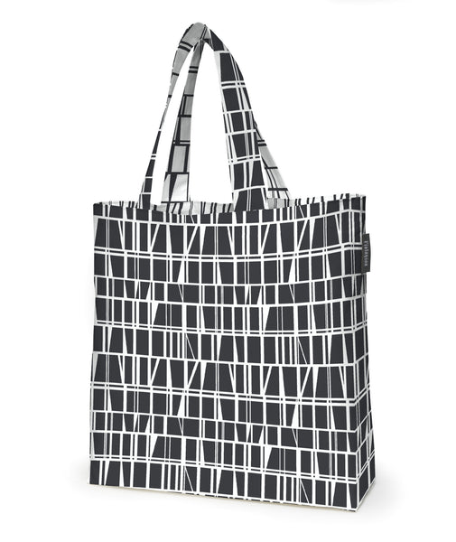 Shopping bag reversible
