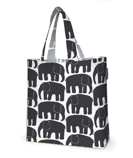 "Shopping bag reversible ""Elefantti"" en Shopnordico"