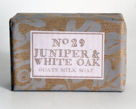 Juniper and White Oak Soap