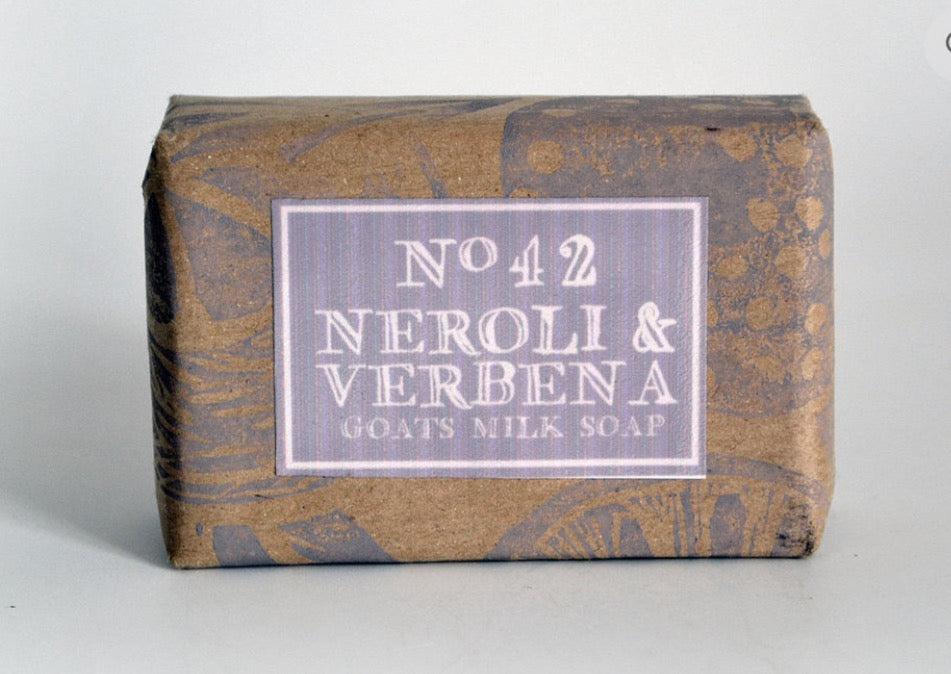Neroli and Verbena Soap