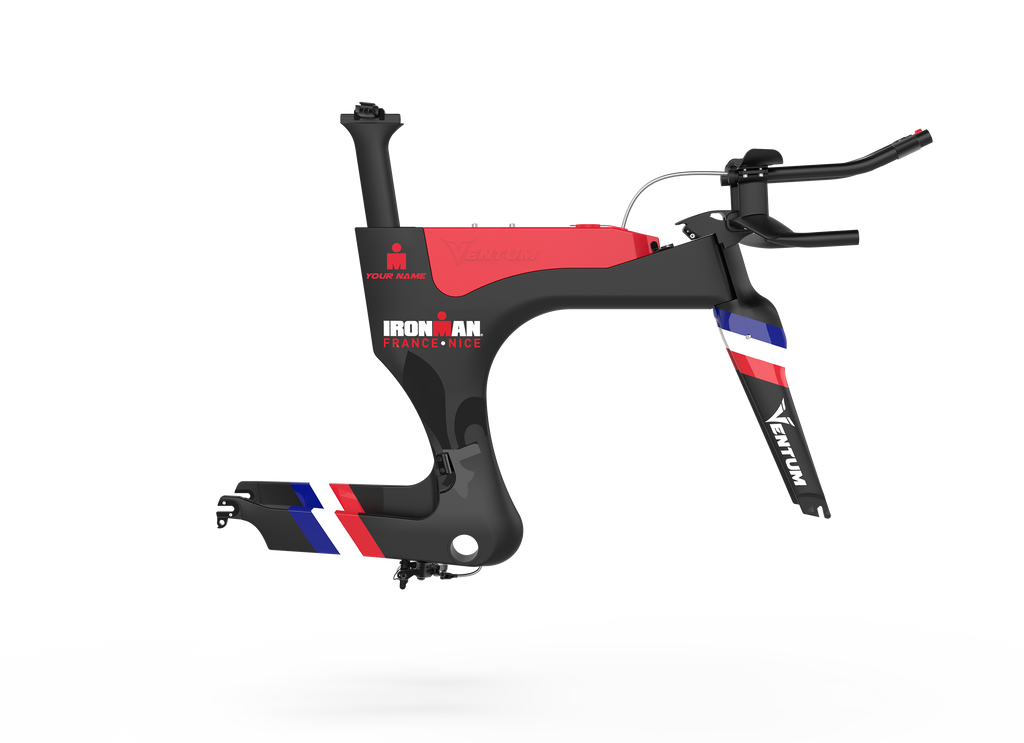 Ventum One IRONMAN France Frameset