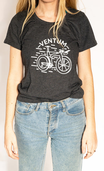 Women's Bike Art T-Shirt