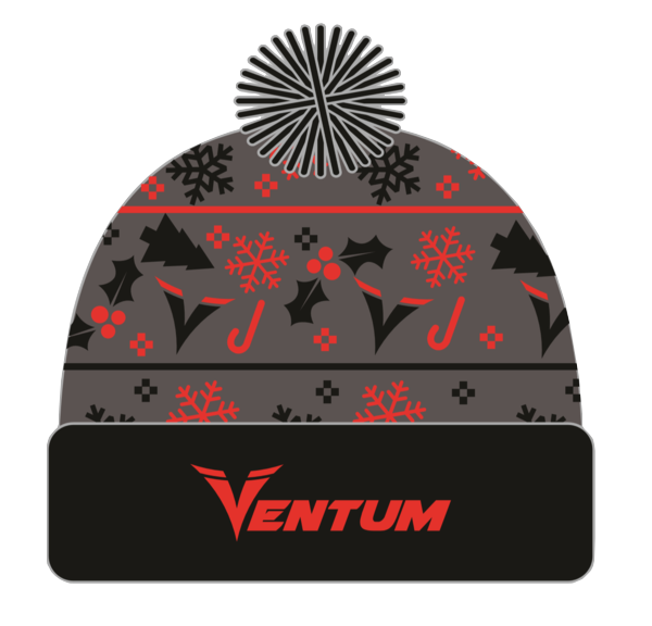 Ventum Holiday Beanie - Black