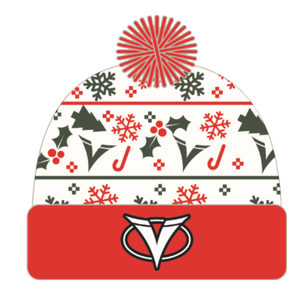 Ventum Winter Beanie - Red