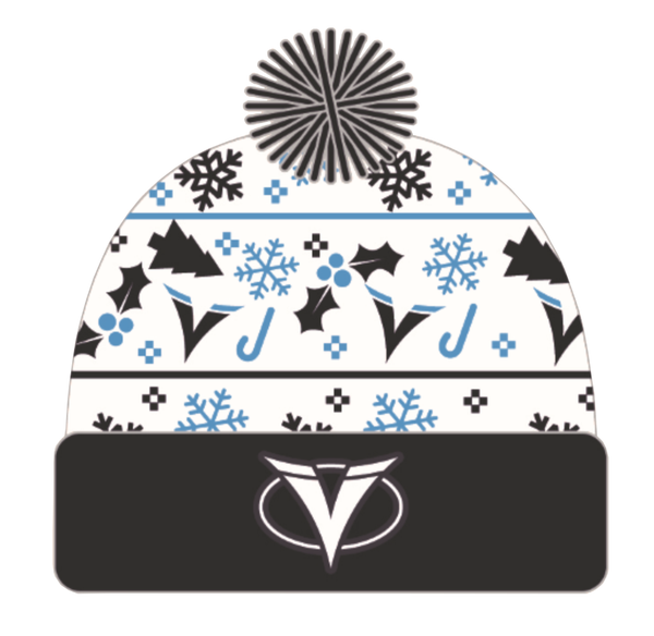 Ventum Holiday Beanie - White