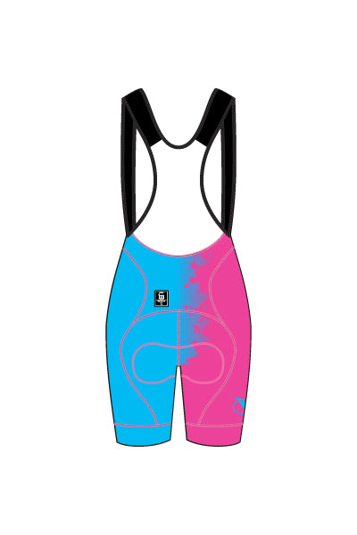 Ventum x Wattie Ink - Women's Axiom Road Contender Aero Bib Short
