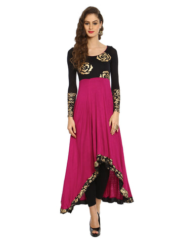 High low Kurti-Viscose