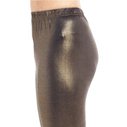 Antique Gold Shimmer Legging - Ira Soleil