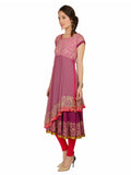 ira-soleil-purple-double-layered-anarkali-made-in-poly-chiffon-and-viscose-knit-strech-block-printed-cap-sleeves-womens-long-kurti