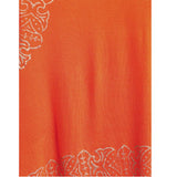 ira-soleil-high-front-low-back-orange-color-viscose-lycra-stretch-fabric-top-printed-gold-tinsel-print