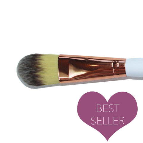 M15 Flat Foundation - Rose Gold