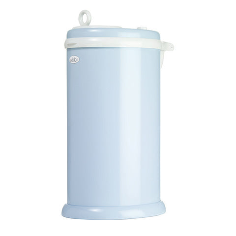 Ubbi Diaper Pail Light Blue - BabyPark HK