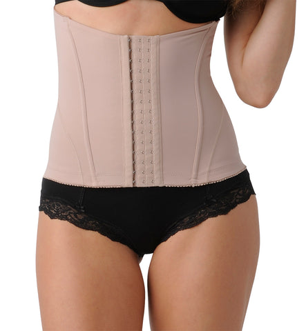 Belly Bandit HK Sale Mother Tucker Corset Nude Closeup