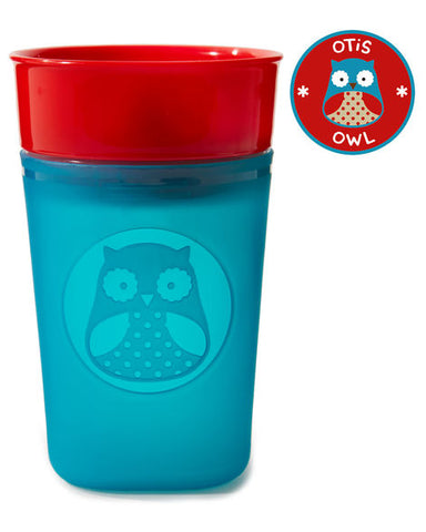 Skip Hop HK Sale Zoo Turn & Learn Training Cup Owl