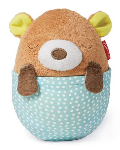 Skip Hop HK Sale M&M Hug Me Projection Soother Bear
