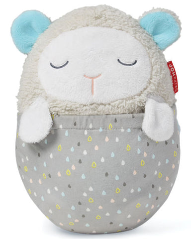 Skip Hop HK Sale M&M Hug Me Projection Soother Lamb