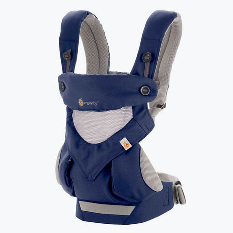 Ergobaby 360 Performance Cool Air French Blue