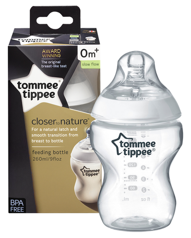 Tommee Tippee HK Sale CTN PP Bottle 260ml