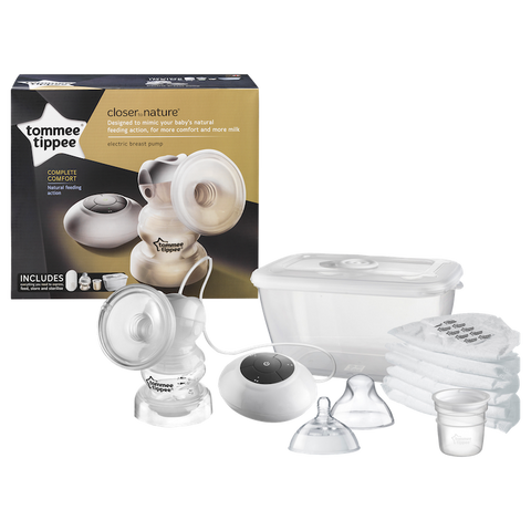 Tommee Tippee HK Sale CTN Electrical Breast Pump Set