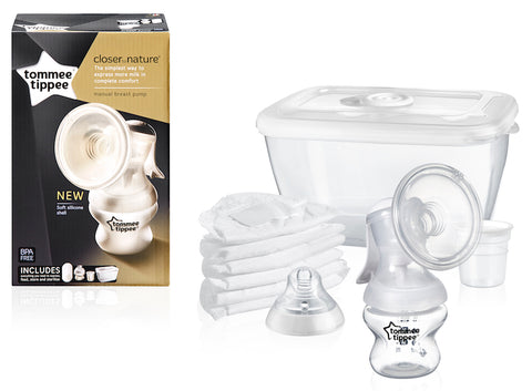 Tommee Tippee HK Sale CTN Breast Pump Kit Set