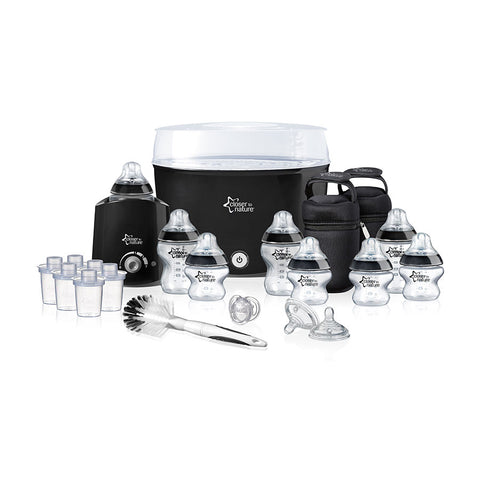 Tommee Tippee HK Sale CTN Essential Kits - Black