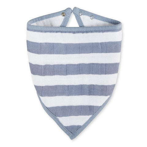 Aden and Anais Hong Kong Sale Bandana Bib Rock Star Stripe