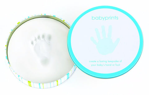 Pearhead HK Sale Babyprints Tin - BabyPark HK