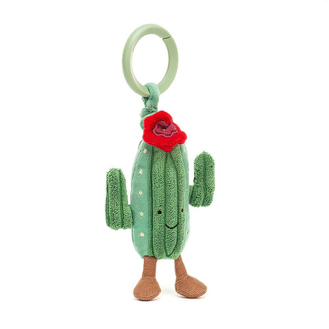 Jellycat Amuseable Cactus Jitter  神奇仙人掌挂环