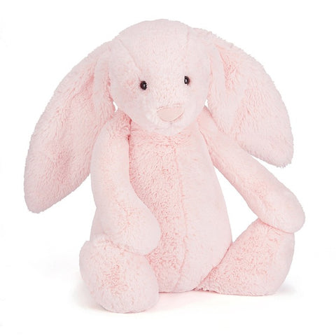 Jellycat HK Sale Bashful Pink Bunny Huge