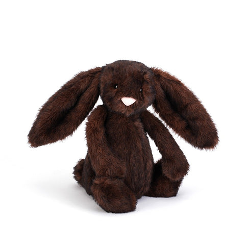Jellycat HK Sale Bashful Walnut Bunny Medium Front