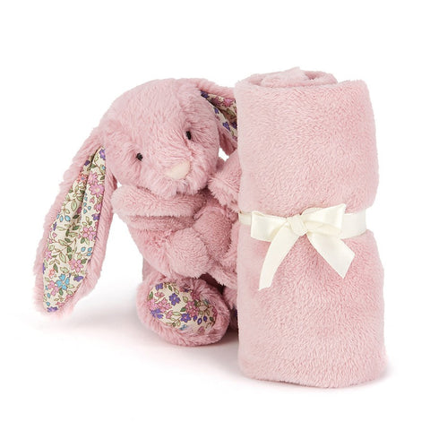 Jellycat HK Sale Blossom Tulip Bunny Soother