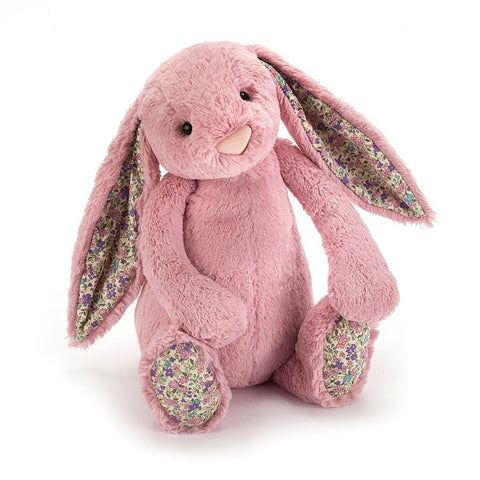 Jellycat HK Sale Blossom Tulip Pink Bunny Small