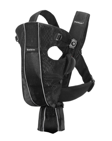 BabyBjorn HK Sale Baby Carrier Original Mesh Black
