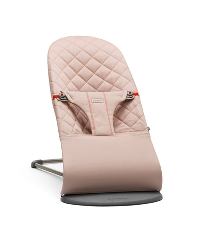 BabyBjorn HK Sale Bouncer Bliss Cotton Old Rose