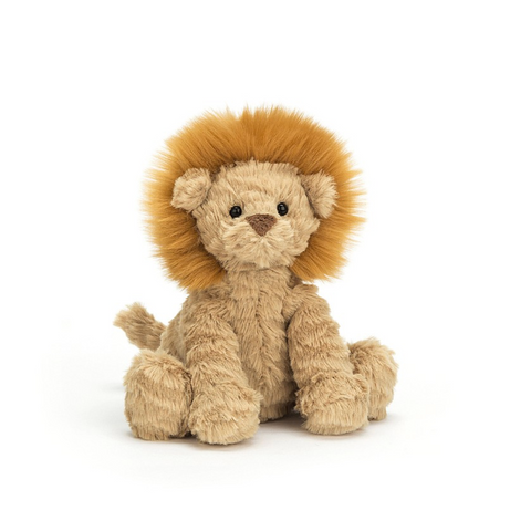 Jellycat HK Sale Fuddlewuddle Lion Baby