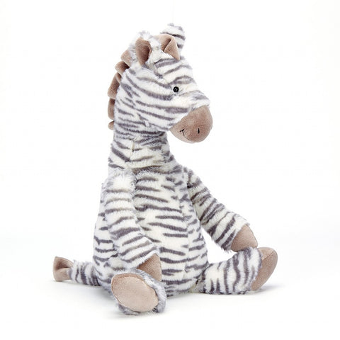 Jellycat Zebra Medium HK Sale Fluffles 27cm