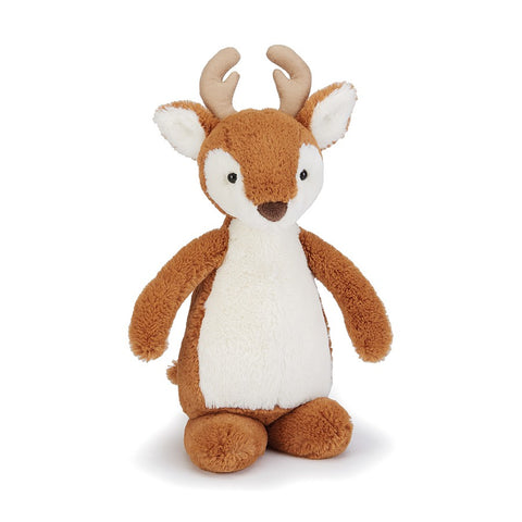 Jellycat Bobkin Reindeer Medium HK Sale 26cm Plush Toy